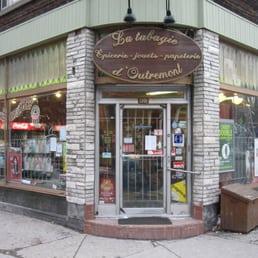 La tabagie d outremont bureaux de tabac 1301 rue for Bureau de tabac lons 64