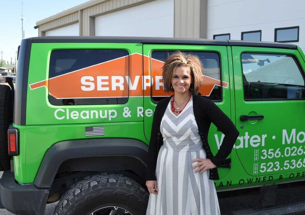 SERVPRO of Rexburg/Rigby: 1113 S Railroad Ave, sugar city, ID