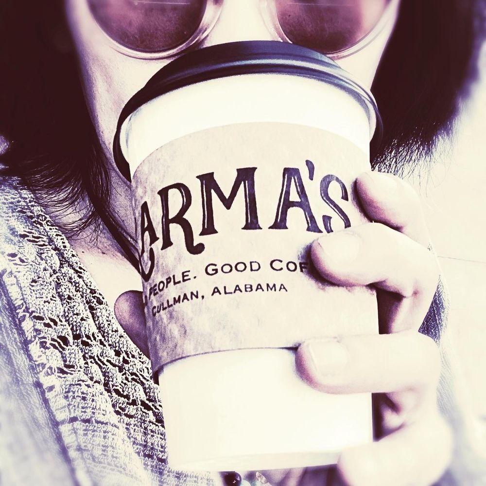 Karma's Coffee House: 103 1st Ave NE, Cullman, AL