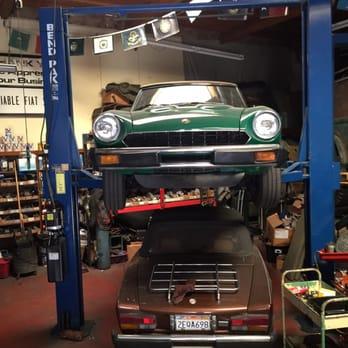 fiat service center reliable motors - auto repair - 2085 placentia