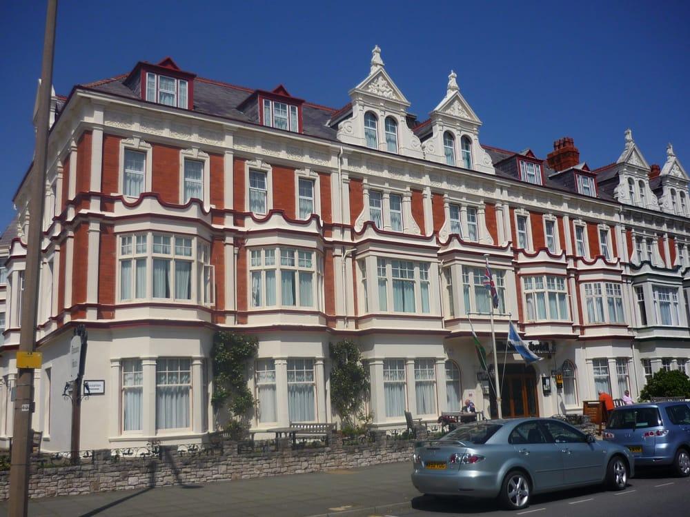 Dunoon hotel h tels gloddaeth street llandudno conwy for Hotel numero