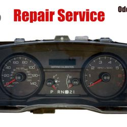 crown vic instrument cluster fix