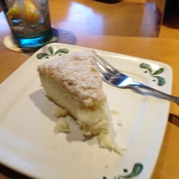 Photo Of Olive Garden Italian Restaurant   Stroudsburg, PA, United States.  Lemon Cream