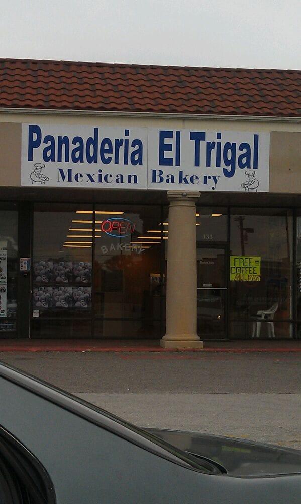 Panaderia El Trigal Mexican Bakery: 1201 W South St, Alvin, TX