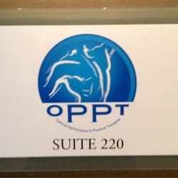 OPPT Optimal Perfromace Physical Therapies logo