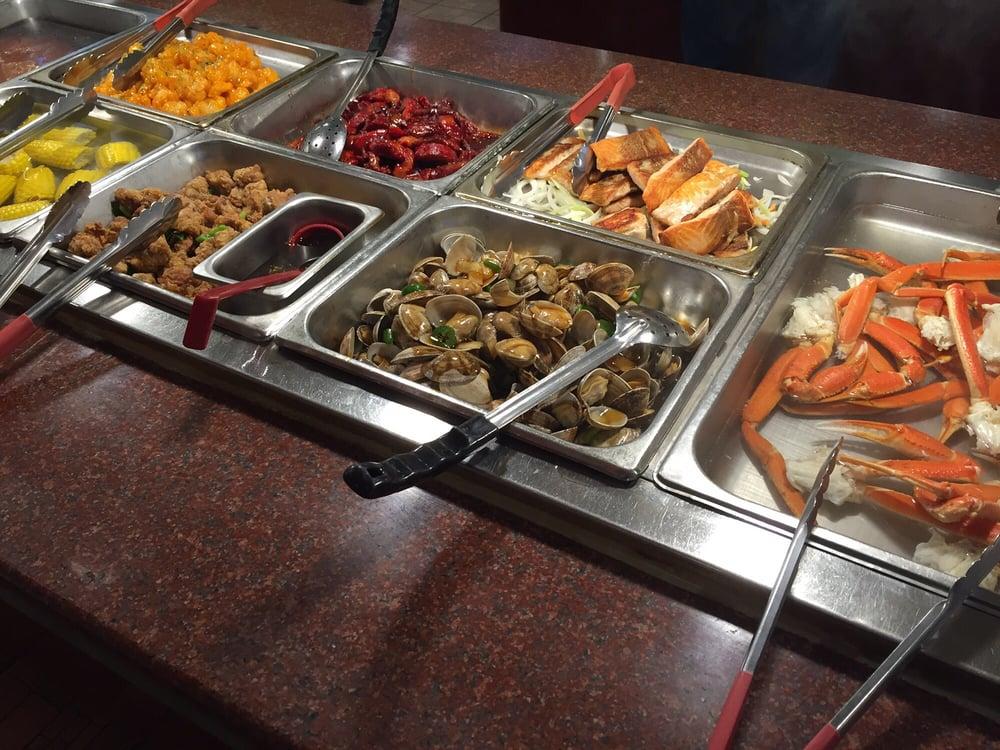 Chinese Food Buffet Lowell Ma