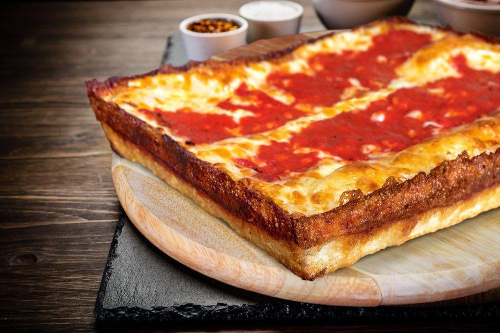 Buddy's Pizza - Downtown: 1565 Broadway St, Downtown Detroit, MI