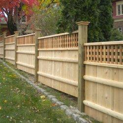 Wood Amp Wire Fence Co Fences Amp Gates 125 Higginson Ave