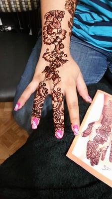 Abby S Henna Tattoo Henna Artists 1754 Cabrillo Ave Torrance