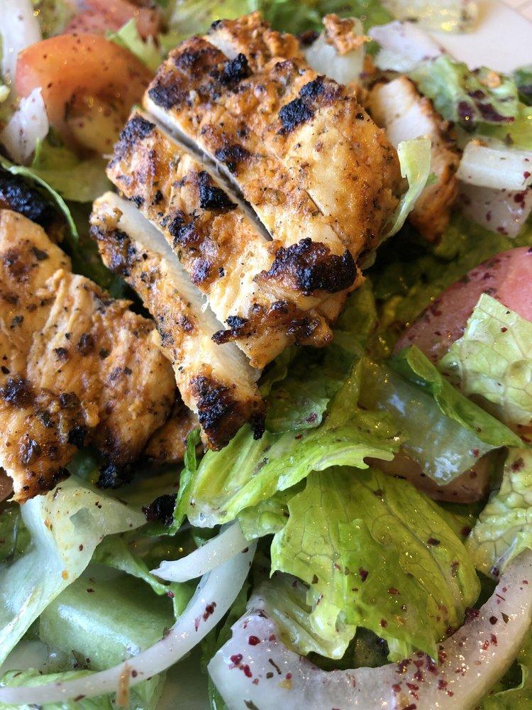 Habiba Middle Eastern Grill: 1545 N Leroy St, Fenton, MI