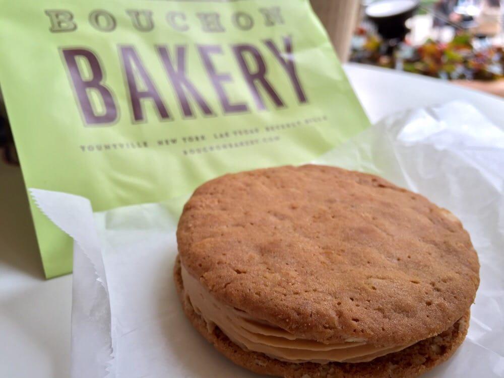 ... ... aka 'Nutter Butter (Peanut Butter Cream Cookie) - Bouchon Bakery