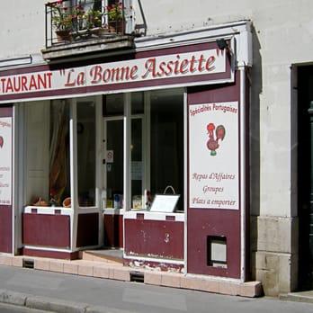 la bonne assiette portugais 75 rue georges courteline tours restaurant avis num ro de. Black Bedroom Furniture Sets. Home Design Ideas