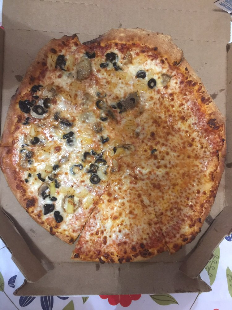 Domino's Pizza: 698 Elden St, Herndon, VA