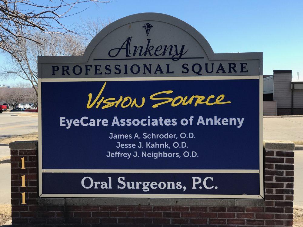 Eyecare Associates of Ankeny: 111 NW 9th St, Ankeny, IA