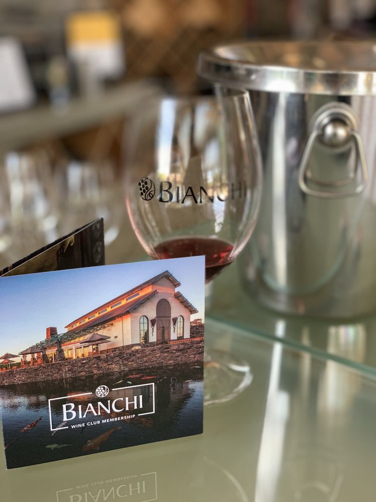 Bianchi Winery and Tasting Room