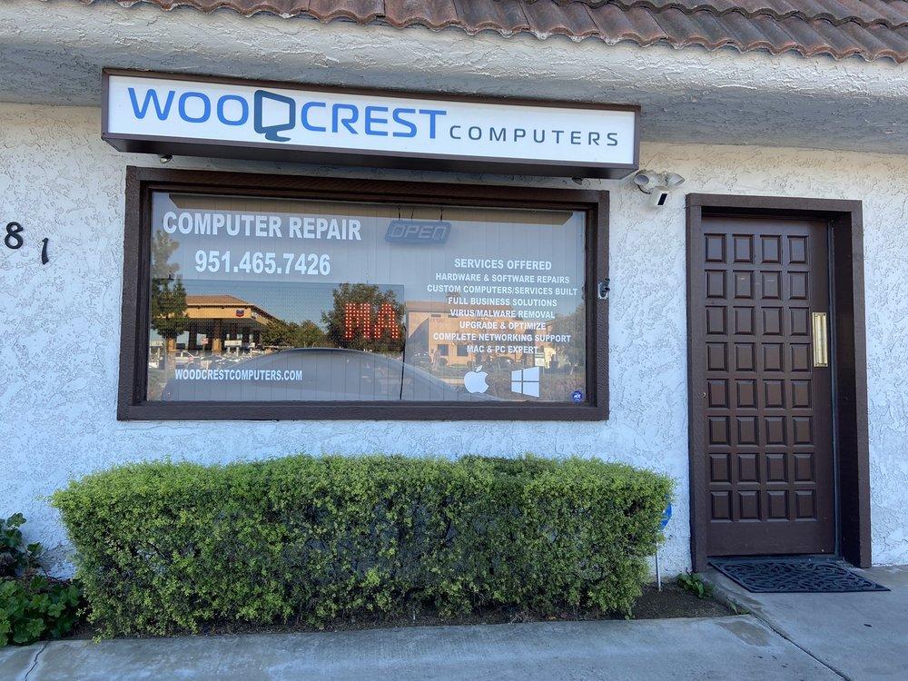 Woodcrest Computers: 16781 Van Buren Blvd, Riverside, CA