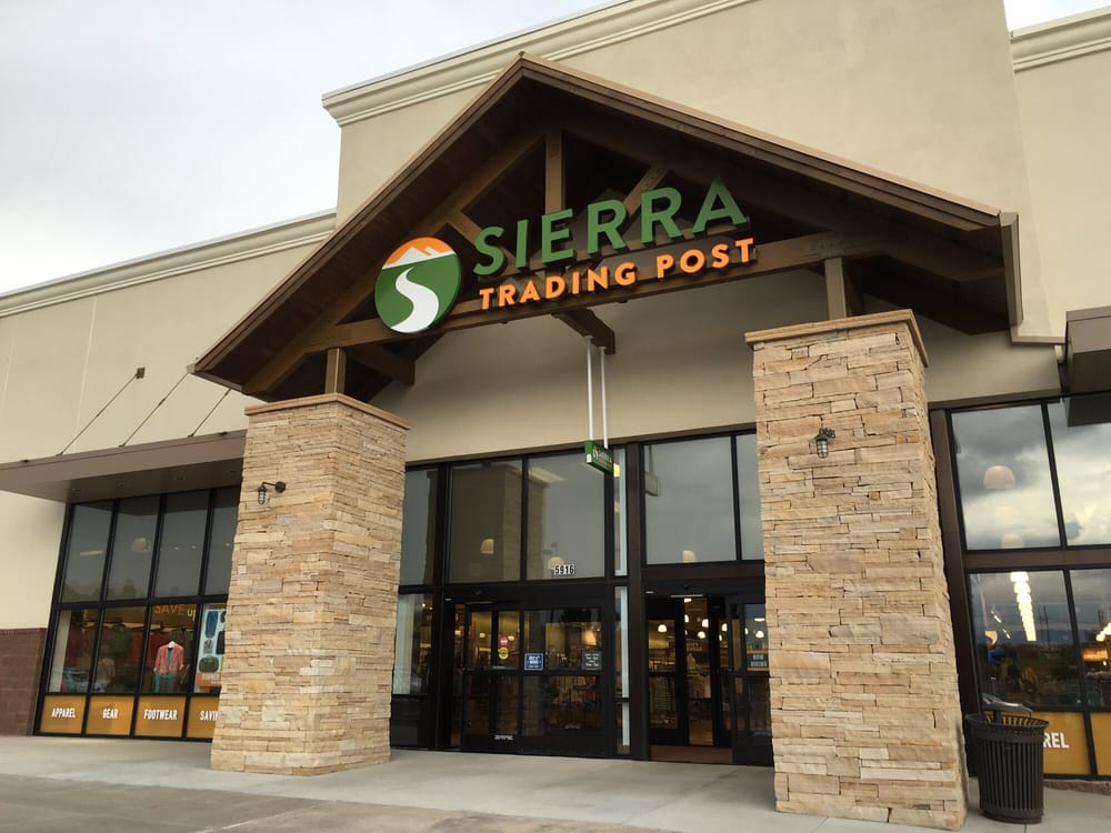 a371a26f89f Sierra Trading Post - 10 Reviews - Department Stores - 5916 Barnes ...