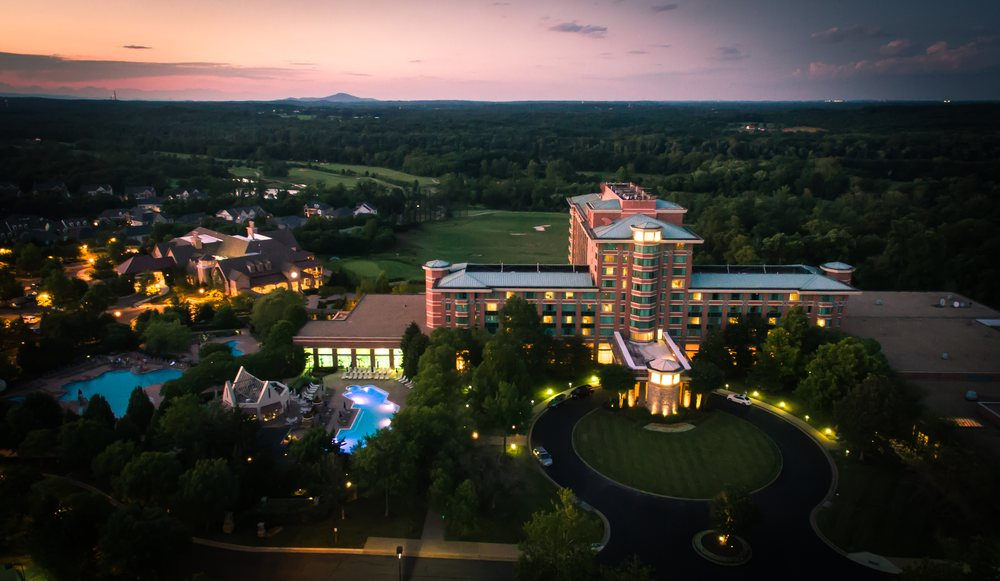 Lansdowne Resort and Spa: 44050 Woodridge Pkwy, Leesburg, VA