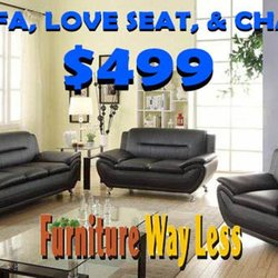 Furniture Way Less 19 Photos Furniture Stores 6799 Tara Blvd