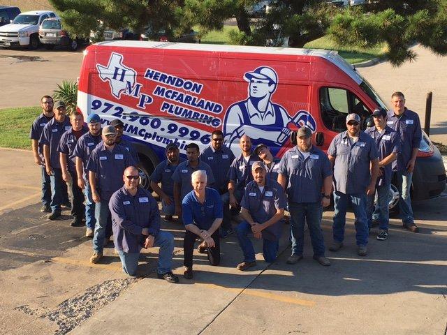 Herndon McFarland Plumbing: 4181 Billy Mitchell Dr, Addison, TX