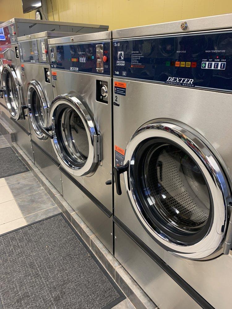 Leonia Laundromat: 257 Hillside Ave, Leonia, NJ