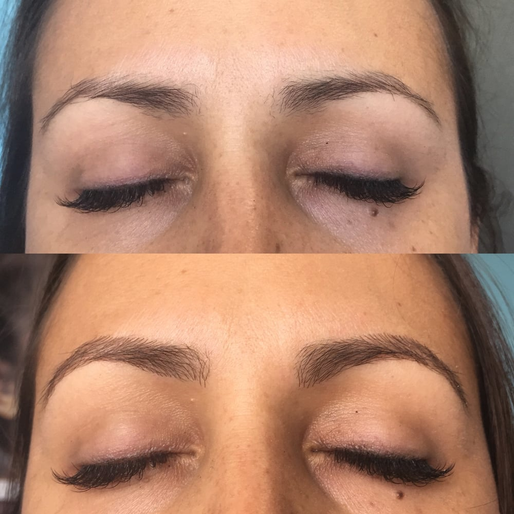 Eyebrow Extensions Get The Bold Brow Trend Yelp