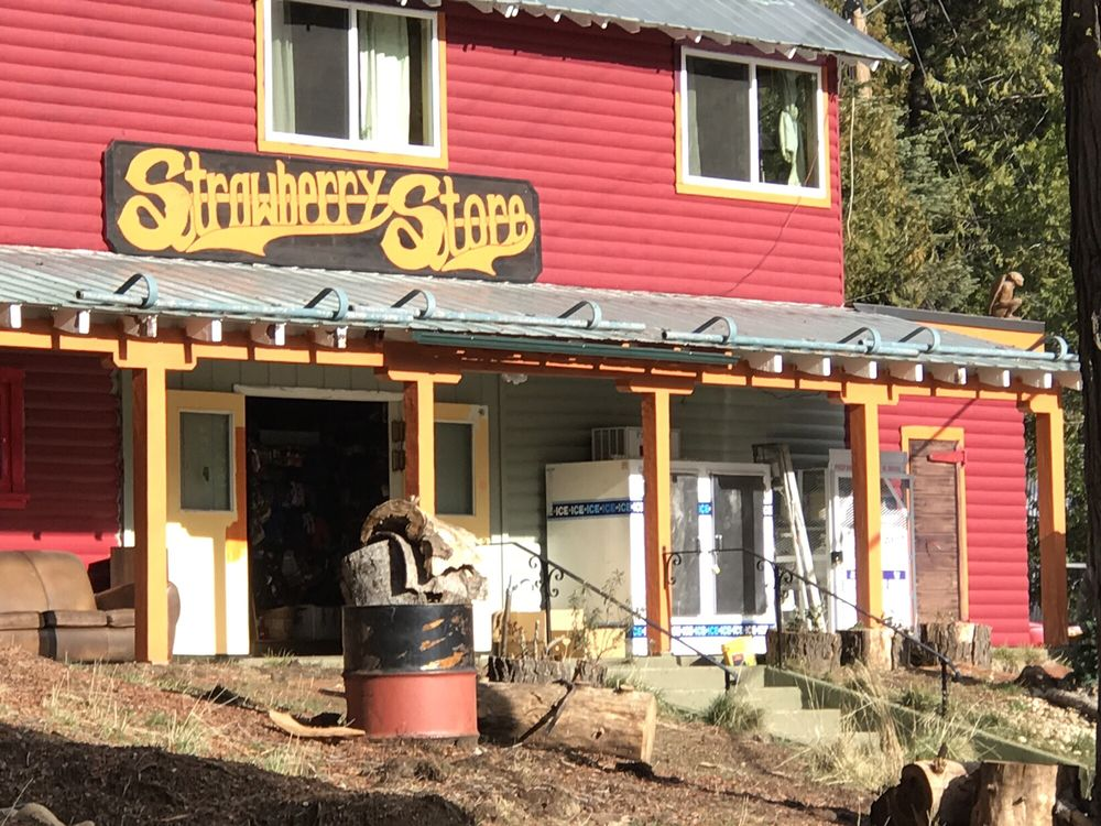 Strawberry General Store: 28620 Herring Creek Ln, Strawberry, CA