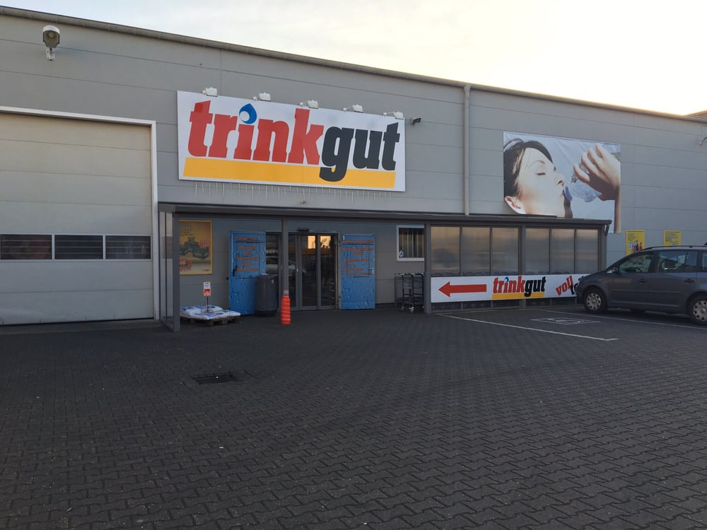 Trinkgut - Getränkemarkt - Nürnberger Str. 22, Benrath, Düsseldorf ...