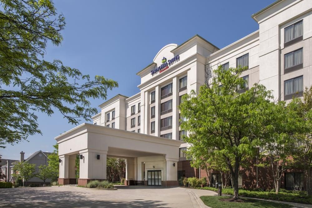 SpringHill Suites by Marriott Gaithersburg: 9715 Washingtonian Blvd., Gaithersburg, MD