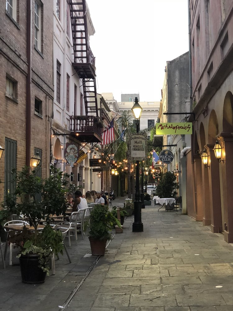 New Orleans Streetwalkers Tours