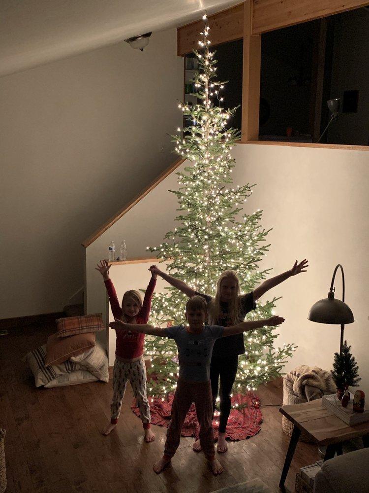 Robinson Christmas Tree Farm: 600 W 3300 S, Salt Lake City, UT
