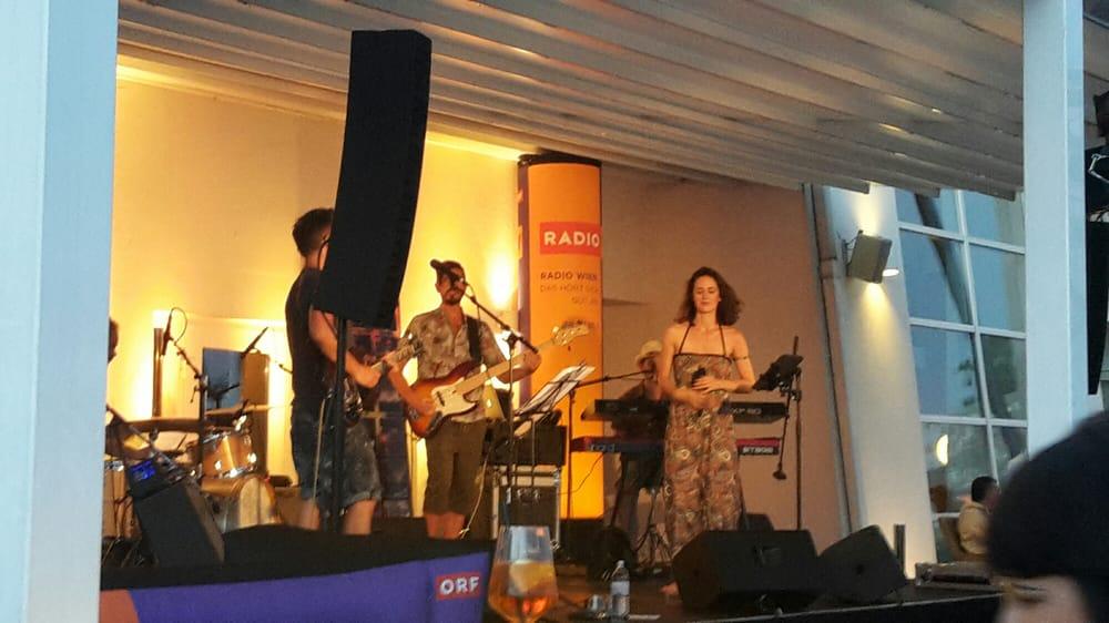 Radio Wien After Work Music Lounge mit Kathi Kallauch - Yelp