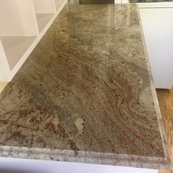 Photo Of Toor Stone Countertops   Austin, TX, United States. Gorgeous Vein  Placement