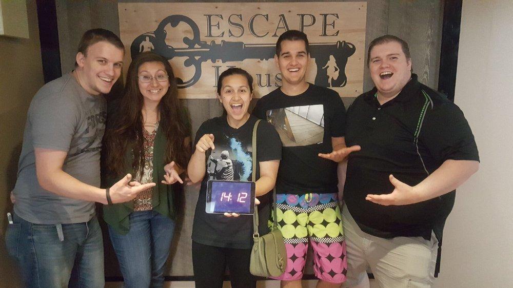Escape House: 56 Professional Plz, Rexburg, ID