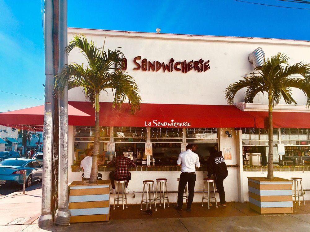La Sandwicherie Miami Beach Fl United States