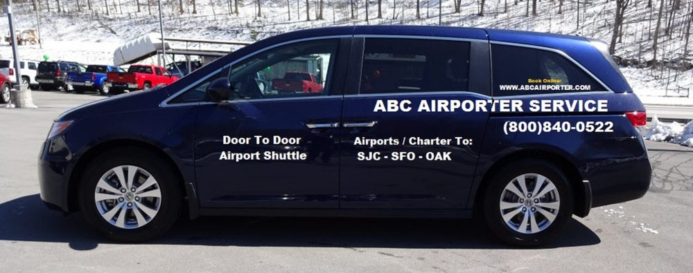 ABC Airporter Shuttle: Monterey, CA