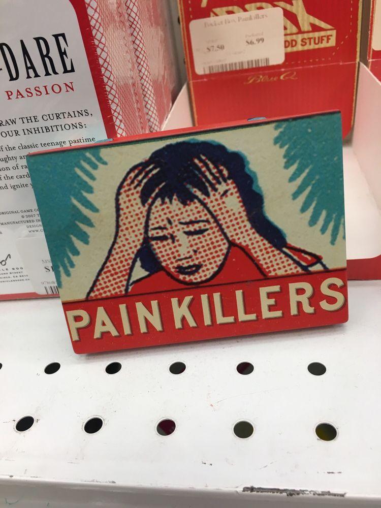 Pain Killers - Yelp