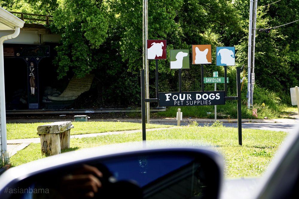 Four Dogs Pet Supplies