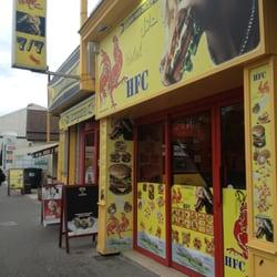 Hfc takeaway fast food 515 cours de la lib ration for Restaurant talence