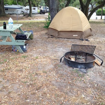 Photo Of Rivers End Campground Tybee Island Ga United States Our Quaint