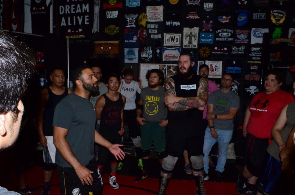 Santino Bros. Wrestling Academy: 5640 Shull St, Bell Gardens, CA