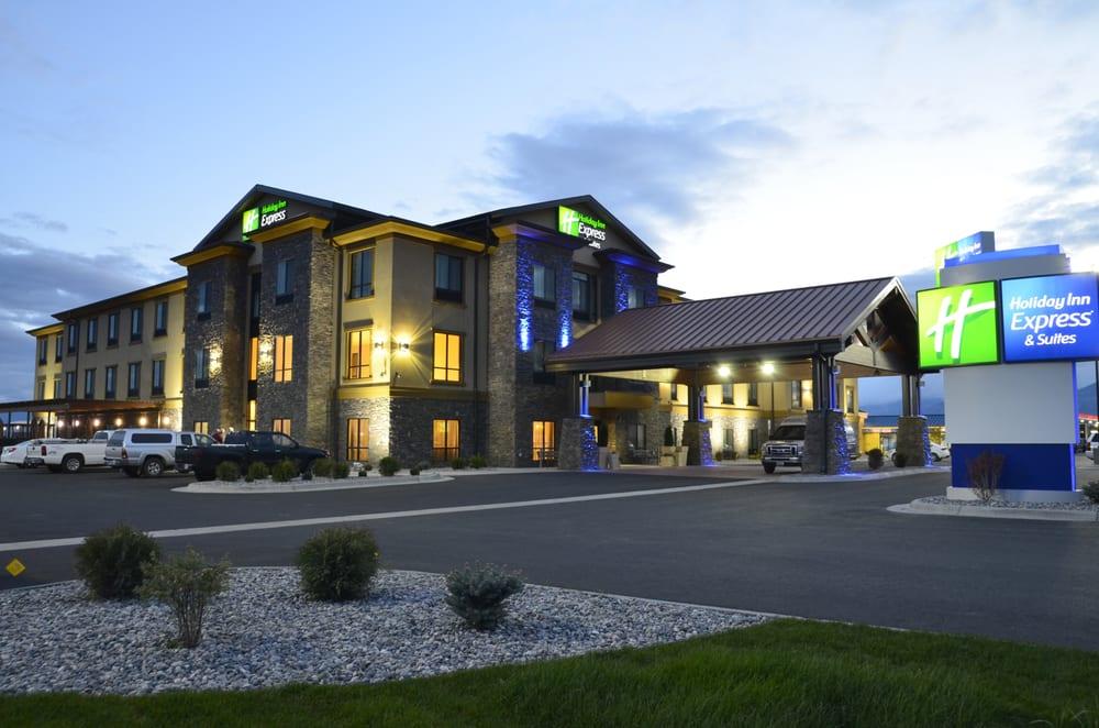 Holiday Inn Express & Suites Belgrade: 309 W Madison Ave, Belgrade, MT