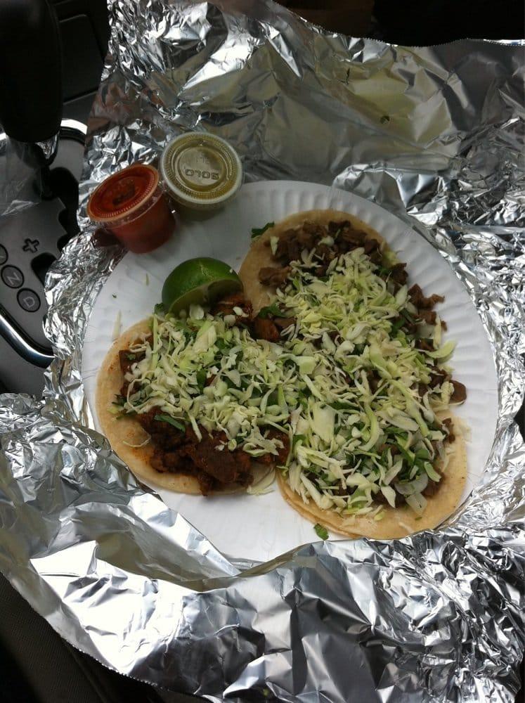 El Taco Loco: W Chestnut St & Short St, Walla Walla, WA