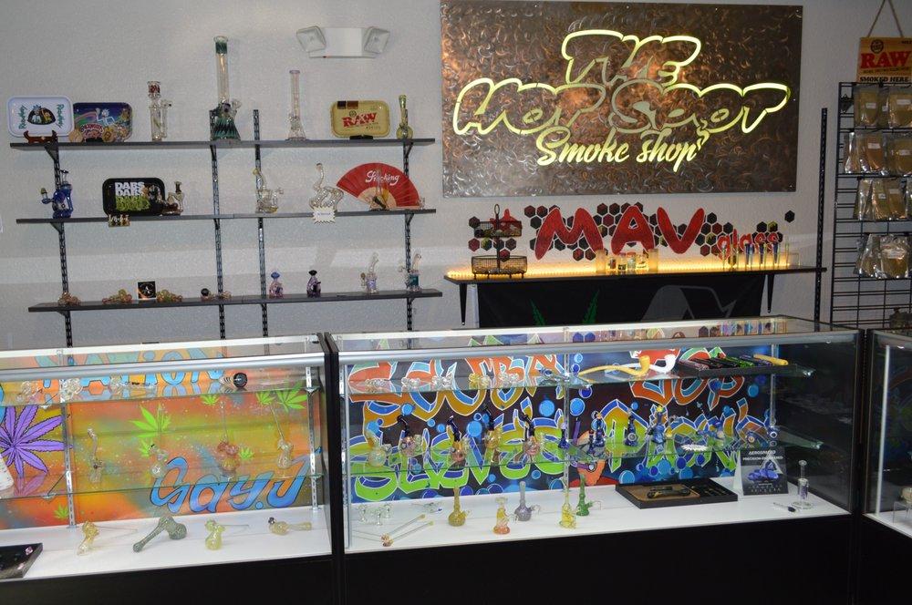 The Hot Spot Smoke Shop: 1501 Fairview Dr, Carson City, NV