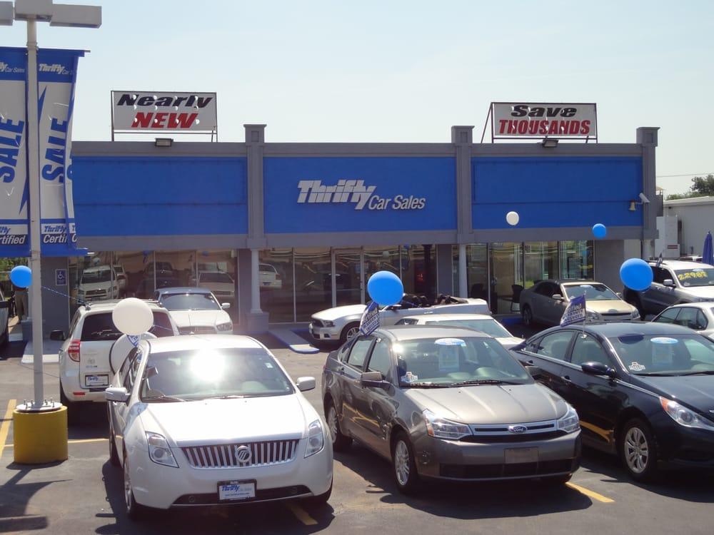 Photos For Thrifty Car Sales OKC