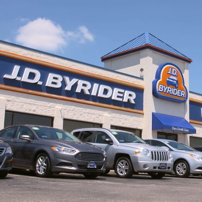 Car Dealerships In Jackson Ms >> J.D. Byrider 957 Washington St S. Attleboro, MA Auto Dealers - MapQuest