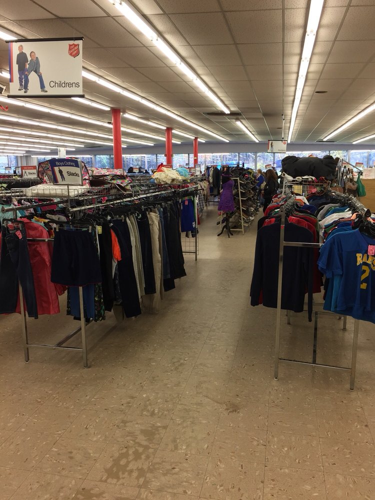 The Salvation Army Family Store & Donation Center: 2145 Central Ave, Colonie, NY