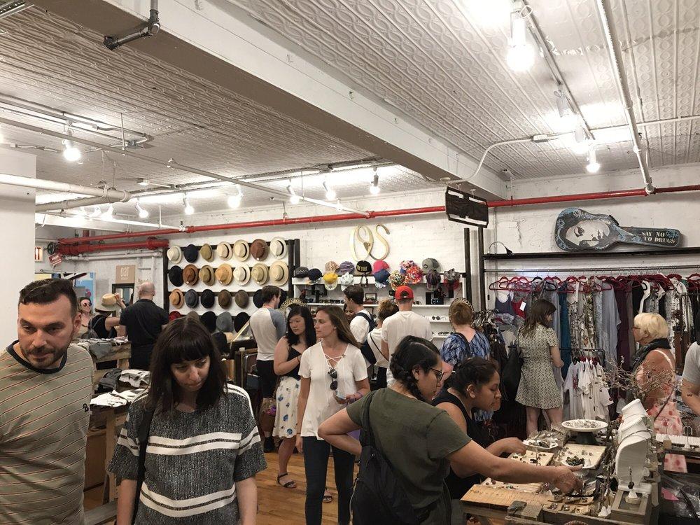 The Little Brooklyn Market