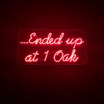 Image result for ended up at 1oak