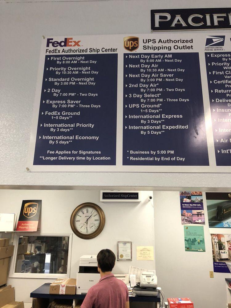 Pacific Mail - 13 Photos & 158 Reviews - Notaries - 17595 Harvard